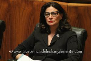 Gabriella Murgia (assessore regionale dell'Agricoltura): «Nessun taglio delle assunzioni al Consorzio di bonifica dell'Oristanese».