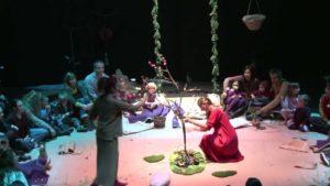 Cada Die Teatro, dal 24 maggio al 4 giugno,propone alTeatro La Vetreriadi Pirri, Un Teatro Piccolissimo.