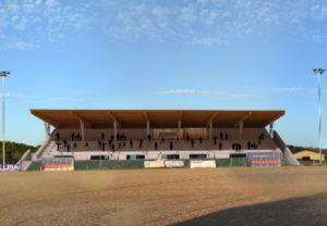 Stintino avrà la nuova tribuna coperta al campo sportivo Rocca Ruja e la rotatoria per la spiaggia di Ezzi Mannu.
