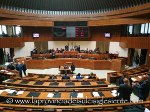 Il Consiglio regionale si riunirà martedì 14 maggio alle 15,30. All'ordine del giorno la discussione sulle dichiarazioni programmatiche del presidente Solinas e il giuramento di 5 dei 6 nuovi assessori.