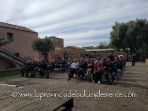 Parte da Gonnesa la mobilitazione a sostegno della vertenza per il rilancio produttivo del Sulcis Iglesiente.