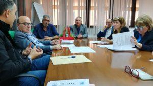 Stamane l'assessore regionale della Sanità Mario Nieddu ha incontrato le organizzazioni sindacali sul sistema sanitario regionale e la situazione dei lavoratori del comparto.