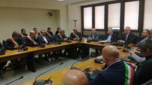 L'assessore Mario Nieddu ai sindaci dell'Ogliastra: «Nessun presidio sanitario sarà chiuso, tantomeno uno così importante come quello dell'ospedale di Lanusei».