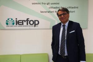 Roberto Pili è il nuovo presidente eletto dall'assemblea generale dei soci IERFOP.