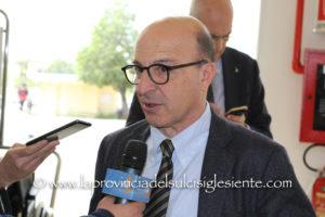 Mario Nieddu (assessore della Sanità): « Lavoriamo per portare parametri verso l'alto con abbattimento delle liste d'attesa e presenza di specialisti nel territorio».