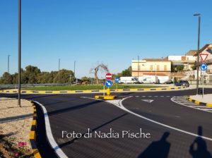 E' stata inaugurata lo scorso 26 aprile la rotatoria all'ingresso di Villamassargia.