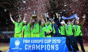 Christian Solinas: «Complimenti alla Dinamo Sassari, è una vittoria storica per lo sport sardo».