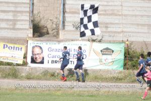 Un goal di Pierluigi Porcu al 77′ ha deciso San Marco Assemini '80 – La Palma Monte Urpinu, la squadra di Riccardo Spini vola in Eccellenza.