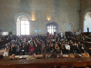 Teresa Manes incontra oltre 300 studenti di Napoli e Provincia per parlare di bullismo e cyberbullismo.