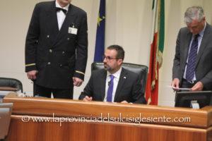 Michele Pais (presidente del Consiglio regionale): «Nominerò immediatamente i componenti della Commissione d'inchiesta sull'AIAS».