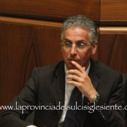 L'assessore regionale dei Lavori pubblici Roberto Frongia ha incontrato il commissario di Enas Alberto Piras