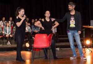 """A Sassari, Student's Got Talent Sardegna si fa in quattro per i suoi """"bulli da palcoscenico""""."""