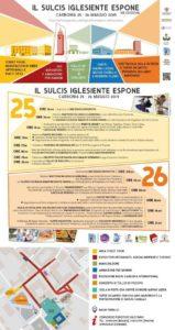 """Verrà presentata mercoledì pomeriggio, a Carbonia, la XIII edizione della fiera """"Il Sulcis Iglesiente espone"""", in programma sabato 25 e domenica 26 maggio."""