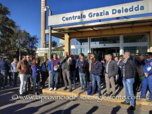 Le segreterie di CGIL, CISL e UIL hanno chiesto un incontro urgente al prefetto di Cagliari sull'emergenza-energia.