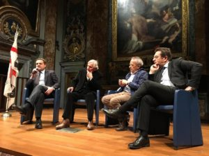 Il calendario AES al Salone del libro di Torino si è concluso con uno speciale tributo alla memoria di Paolo Pillonca.