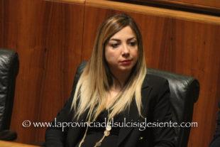 Audizione dell'assessore Valeria Satta in V commissione sulla vertenza Aras