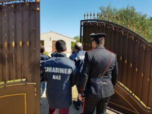 Proseguono le indagini dei carabinieri di Villacidro sulla scuola dell'infanzia non autorizzata scoperta ieri.