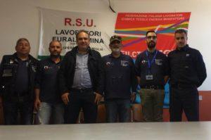 Mercoledì 22 maggio il consigliere regionale della Lega eletto nel Sulcis Iglesiente Michele Ennas ha visitato lo stabilimento RUSAL-Eurallumina.
