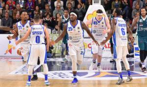 "La Dinamo ha chiuso la ""regular season"" al quarto posto ed ora sogna lo scudetto!"