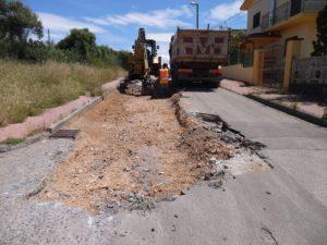 Sono iniziati oggi, a Iglesias, i lavori per la messa in sicurezza di via Enea Marras, per un costo complessivo dell'opera di euro 90.000.