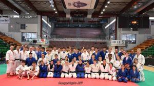 Cadetti in gara sabato, a Sassari, per la Guido Sieni Judo Cup.