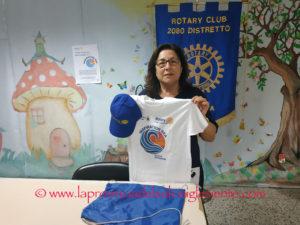 """Il Rotary Club di Carbonia ha illustrato stamane il programma dell'esercitazione velica dimostrativa""""Inspiration Sea""""che si svolgerà sabato mattina a Calasetta."""
