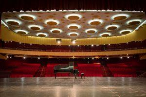 Questa sera, alle 21.00, il IX Festival pianistico del Conservatorio propone un concerto dedicato a Roberto Pellegrini.