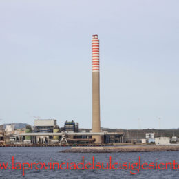 Si è tenuta oggi un'assemblea di tutti i lavoratori operanti all'interno della centrale Enel Grazia Deledda