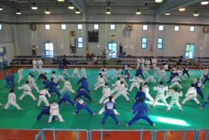 Al via, a Sassari, la prima giornata del Guido Sieni training camp.