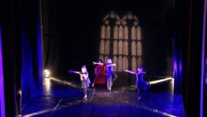 Applausi per lo spettacolo della Compagnia Estemporada che ha chiuso a Sassari l'ottava edizione di Primavera a Teatro.