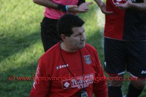 Andrea Marongiu non sarà sulla panchina della Monteponi nel prossimo campionato di Promozione regionale.