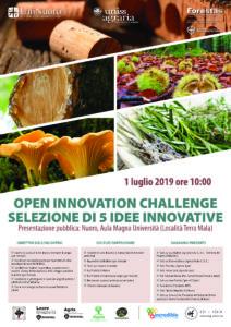Verrà presentato lunedì 1 luglio, a Nuoro, il programmaOpen Innovation Challengedel progetto INCREDIBLE.