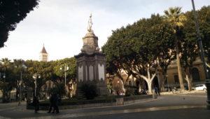 Sit-in di associazioni e comitati mercoledì mattina, in piazza del Carmine, a Cagliari, in concomitanza con l'udienza del TAR Sardegna sul ricorso contro l'ampliamento della RWM a Iglesias.