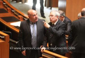 I consiglieri regionali Domenico Gallus e Pietro Moro hanno aderito al gruppo dell'UDC.