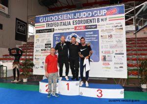 Successo per la quinta edizione della Guido Sieni Judo Cup