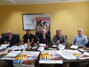 E' stata presentata stamane,nella sede dell'assessorato dello Sport della Regione Sardegna, l'edizione 2019 del Giro delle Miniere.