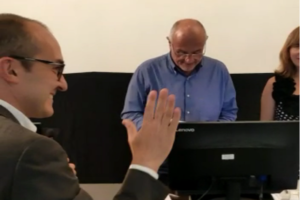 Il presidente della Commissione elettorale, alle ore 19.30 di questa sera, ha proclamato eletto Paolo Truzzu sindaco di Cagliari. Gli auguri di Francesca Ghirra.