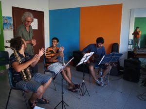 Dal 20 al 30 agosto, a Nuoro, l'edizione numero trentuno dei Seminari Jazz.