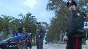 Servizio congiunto carabinieri-finanzieri nel fine settimana.