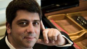 Sabato l'eccezionale pianista Patrick Fayad chiude la terza edizione della rassegna 5×88.