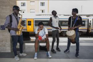 Venerdì 21 giugno, in occasione della 25ª Festa della Musica, l'associazione culturale CAROVANA SMI, in collaborazione con ARST spa, organizza la manifestazione INTERNATIONMUSIC.