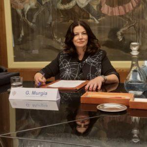 L'assessore dell'Agricoltura Gabriella Murgia ha rinnovato la richiesta all'UE di revisione delle restrizioni sulla peste suina.