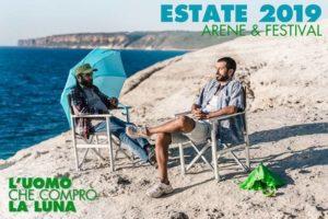 """Il film di Paolo Zucca """"L'uomo che comprò la Luna""""sarà in tour tra i festival estivi e le arene di tutta Italia."""