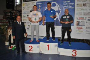 Tre ori per il centro sportivo Guido Sieni alla Judo Cup di Sassari.