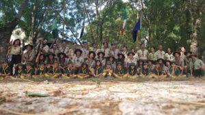 100 Nodi di solidarietà per aiutare i giovani scout di Quartu Sant'Elena, dopo il furto subito nella loro sede.