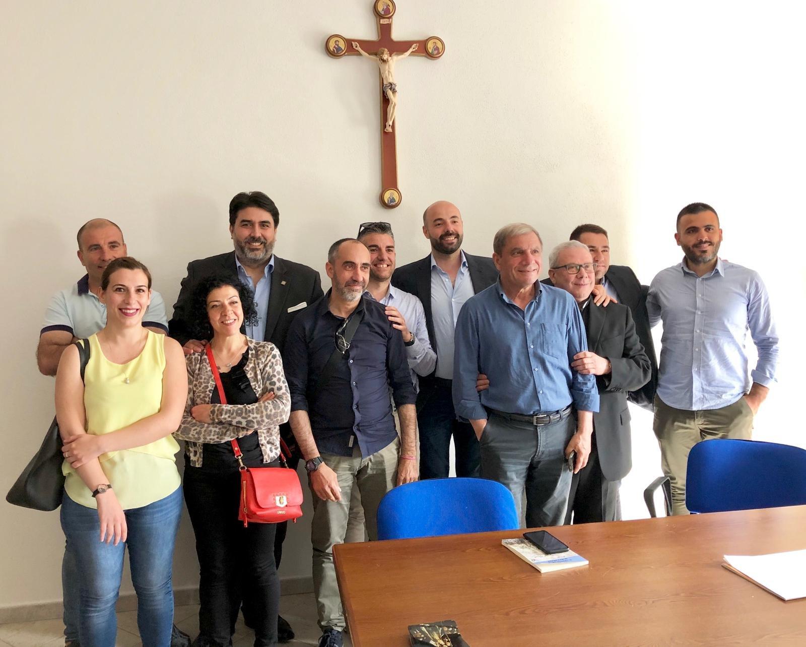 """Christian Solinas agli amministratori del Goceano e del Logudoro: """"Massima attenzione ai bisogni del territorio""""."""