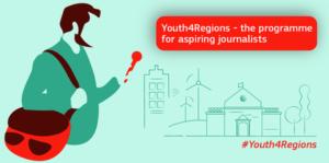 Youth4Regions,programma dellaCommissione europeaper studenti di giornalismo e giovani giornalisti, accompagna i partecipanti a scoprire cosa sta facendo l'UE nella loro regione.