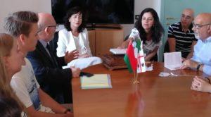 Sono in pieno svolgimento le attività progettuali sostenute dalla LR 19/9 nell'ambito della cooperazione Sardegna-Bielorussia.