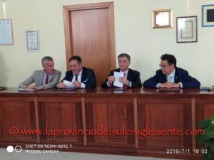 Lettera aperta dei 4 consiglieri di minoranza, al neo sindaco di Calasetta, Claudia Mura.