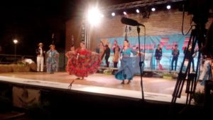 "Inizia questa sera, a Sestu, il 15° ""International Folk Fest""."